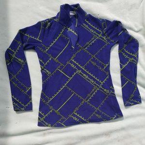 Columbia xs fleece jacket